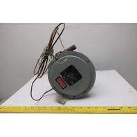 Mercoid DAW-38-153-5 120/240V AC/DC 2-60PSI Pressure Switch