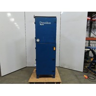 "Donaldson Toit DMC-D1 7.5HP Dust Collector 3400RPM 460V 3Ph 8"" Dia Intake"