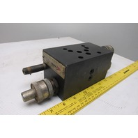 Double A WNYYC-01-3M10A1 Hydraulic Flow Control Sandwich Stack Valve