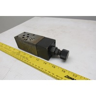 Parker PRM2 PAH-20DB Hydraulic Pressure Reducing Valve