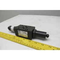 Continental Hydraulics P5S-XC-300-G-2-D47 Hydraulic Cross Port Relief Valve