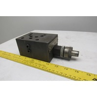 Double A WNNNC-01-2M-10A1 Hydraulic Pressure Control Valve