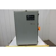 "Hammond MFG 36""x24""x8"" Wall Mount Steel Electrical Enclosure Box W/Back Plate"