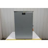 "Hoffman A36R2412HRC 36x24x12"" Steel Electrical Enclosure w/Backplate"