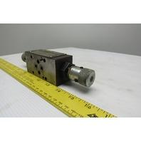 Parker FM2DD 5000 PSI Hydraulic Pressure Control Valve
