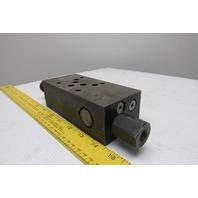 Parker PRM3PAF 20LA Hydraulic Pressure Control Valve