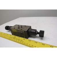 Parker FM2DDKN 50 Hydraulic Pressure Control Valve 5000 PSI