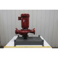 Bell & Gossett 7.5HP189 GPM Size 80 8.125 1800 RPM 3X9.5 Centrifugal Pump