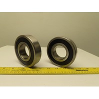Ask 6309RS 45 x 100 x 25 Rubber Sealed Ball Bearing