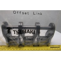 "Tsubaki 160-3CL ANSI 160 3 Strand Roller Chain Offset Link Assembly 2"" Pitch"