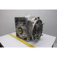Bonfiglioli WR86UP80B5 90:1 Ratio 19.4RPM Thru Shaft Output Helical Gearbox