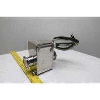 "Flow EL 500 Size 15 Classs 16 1-1/2"" Sanitary Electromagnetic Flow Meter"