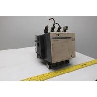 Telemecanique LC1 F1154 600V 175A Max 4 Pole 4 NO Contactor 250V Coil