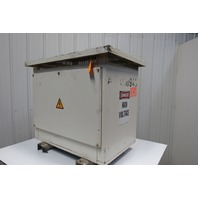 Siemens 4BU5595-0SC40-OC Transformer 575-500-480HV 400LV 50/60Hz From WEKE G200