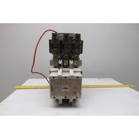 Ingersoll Rand IR 39166913 600V 90A Magnetic Contactor 120V Coil