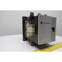 Allen Bradley 100-B110N 600V 3Ph 100Hp MAX Contactor Starter 120V Coil