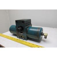 "Clark 2797125 Hydraulic Forklift Steering Actuator Nissan Clark 1-1/4"" Shaft"