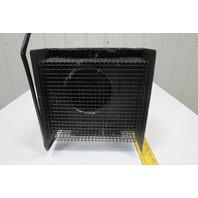 Werke Blower Cooler Fan  From a G200 CNC Lathe 230/3/80 50/60Hz 3Ph