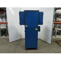 "Donaldson Torit DCM-D1 7.5HP Dust Collector 208-230/460V 3Ph 8"" Dia Intake"