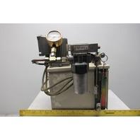 Vogel MFE5-BW7-V70-A Central Automatic Lubricator MFE5-V70-A Pump 230/460V