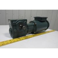 Baldor VUHM3546T 20A12R14 12.71:1 138RPM 1Hp 208-230/460V Right Hand Gearmotor