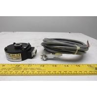 Photocraft HS25B-P270AJB/8-30-10 8-30VDC Hollow Shaft Incremental Encoder