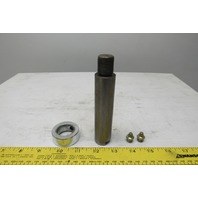 """Brewer Machine S04 1"""" Idler Shaft And Collar Assembly"""