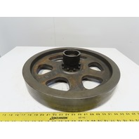 Niagara A-15 Cast Iron Flywheel From Punch Press