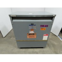 Square D 150T3H 35149-17212-020 150KVA Transformer Hi 480V Low 208/120V 60Hz 3Ph