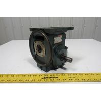 Reliance Size 56WG16B Spline Drive C Face 30:1 Gear Reducer