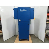 "Donaldson Torit DCM-D1-1 7.5HP Dust Collector 208-230/460V 3Ph 8"" Dia Intake"