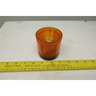 Allen Bradley 855T-B24TL5 Steady LED AMBER Stacklight Segment