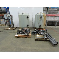 """General Electric E4-13200-DLX Reverse Osmosis RO Water System 13200GPD (9GPM) 4"""""""