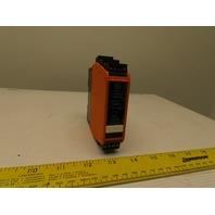 IFM Efector AC2267 20...30VDC 4 I/O PNP Control Module