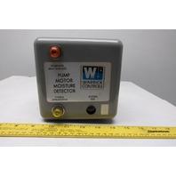Warrick Controls Type 2810 Form 1G1 Moisture Detector Relay 115V 15A
