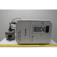 Allen Bradley 20AD027C3AYNANC0 PowerFlex 70 20HP VFD Drive W/Speed Pot