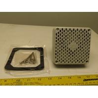 Federal Signal 450E-024 12-24VDC Electronic Audible Alarm Signal