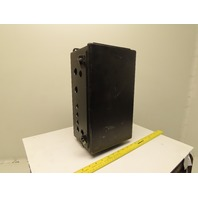 """Hoffman A14086CH Electrical Enclosure 14"""" x 8"""" x 6"""" W/Back Plate Type 12-13"""