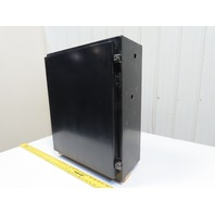 """Hoffman 24""""x20""""x8"""" Electrical Enclosure W/Back Plate"""
