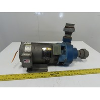 Scot 3040K1090B 5Hp Iron Centrifugal Pump 2x2 208-230/460V 3Ph 3500RPM