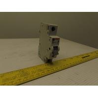 Eaton Cutler Hammer WMS1D08 8AMP Single Pole Circuit Breaker DIN Rail Mount