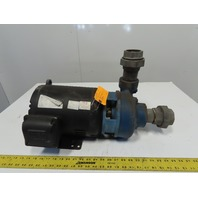 Scot 5Hp Iron Centrifugal Pump 2x2 208-230/460V 3Ph 3500RPM