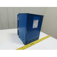 General Electric 9T21B1006G02 10KVA Transformer 240/480HV 240/120LV 1Phase 60Hz