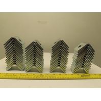 Flex Strut FS-5103 2 Hole 90° Steel Strut Corner Joining Hardware Lot Of 50