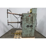 "Peer Model 103 Resistance Spot Welder 24"" Throat 30KVA 50% Duty Cycle 440V"