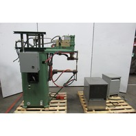 "Banner SPQ30 Resistance Spot Welder 24"" Throat 30KVA 50% Duty Cycle 220V 1Ph"