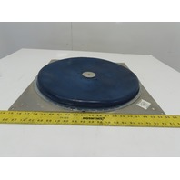 "AeroGo 21D DuraGlide 21"" 3.5 Ton Capacity 25PSI 20"" Air Bearing Caster Plate"