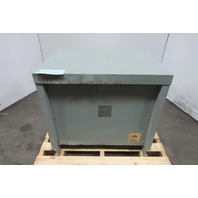 Acme T-1A-53314-3S 480V Hi 208/120V Lo 75kVa 60Hz 3Ph Type 2 Transformer
