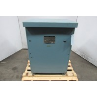 Jefferson 223-3264 Powerformer 480V Hi 208Y/120V Lo 150kVa 60Hz 3Ph Transformer