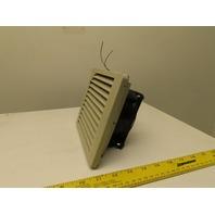 "Hoffman TFP41 Electrical Enclosure Cooling Fan115V 6"" x 6"""